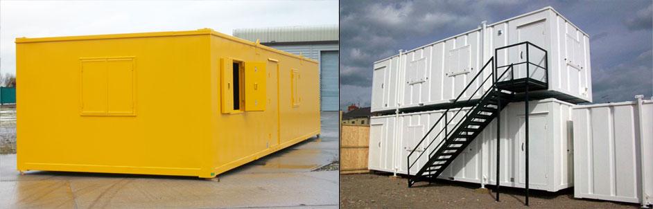 Steel AV Cabins