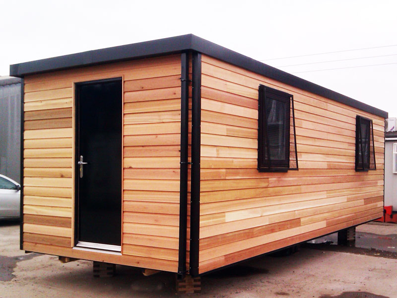 Portable buildings cabins and containers for Portable wooden house