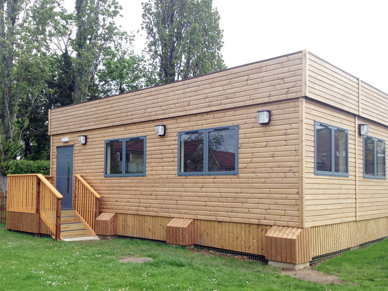 Timber Clad Cabins Cabins And Containers