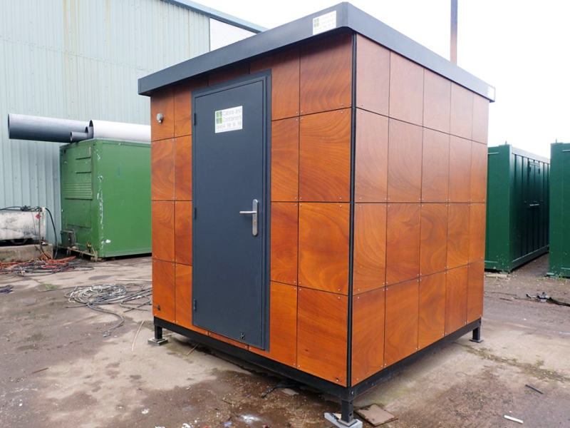 Prodema Clad Mini Office
