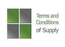 Terms and Conditions of Supply