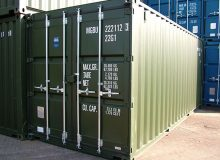 Shipping Container F.A.Q.